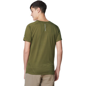 Craghoppers NosiLife Short Sleeve Baselayer Shirt Men dark moss